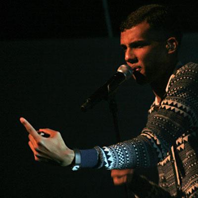 Puggy + Stromae en concert