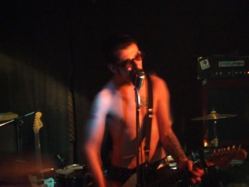The Suppositorz + Royal Panties Addiction + Les Dolipranes  (ou 'Comment je les ai encore ratés') en concert