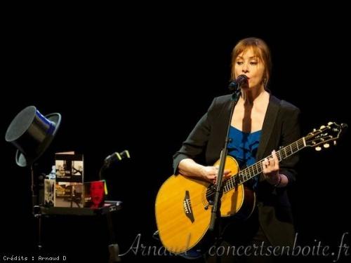 Suzanne Vega en concert