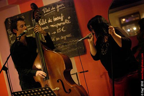 Tess & Ben en concert