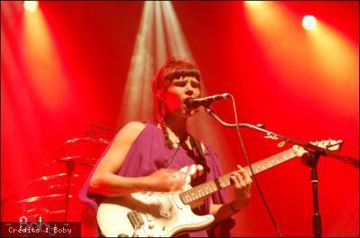 The Dø + Minuscule Hey  en concert