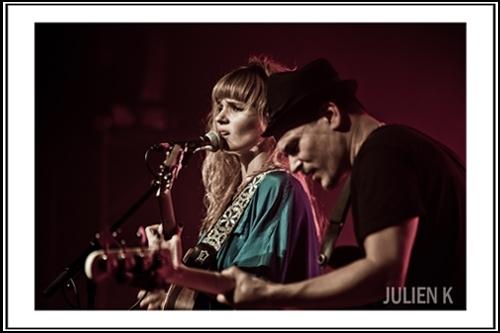 The Do + Jeanne Added en concert