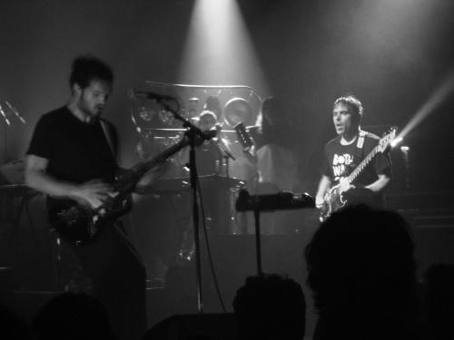 The Dø en concert