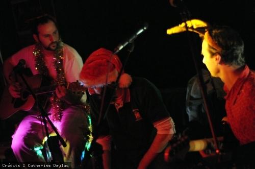 Soirée Rock AixPress : Soma + Rescue Rangers + The Host + The Portalis en concert