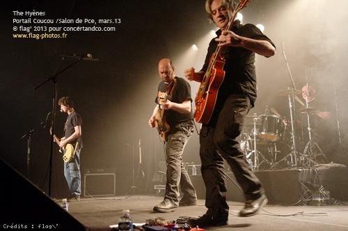 The Hyènes + The H.O.S.T en concert