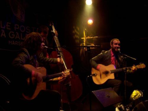 The Lost Fingers (Festival Jazz Sur La Ville) en concert