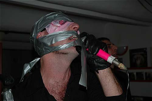The Hatepinks en concert