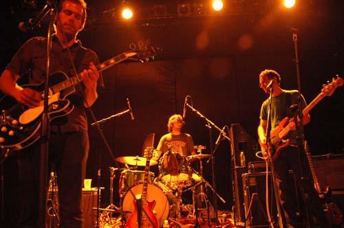 the National + Doveman en concert