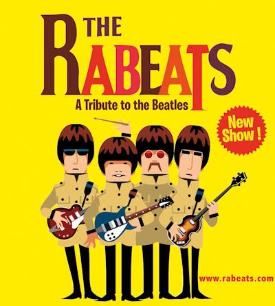 The Rabeats en concert
