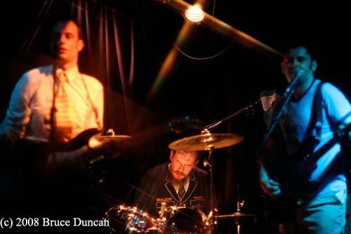 Avis et critique du concert de the chap le 4 novembre 2008 for Machine a coudre zenith