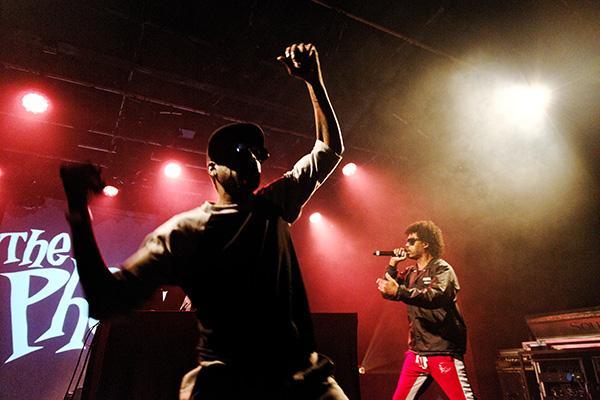 The Pharcyde + Yudimah en concert
