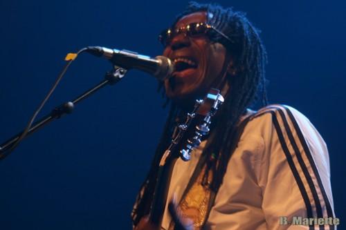 The Wailers, Les Joubys en concert