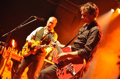 Tindersticks + Thomas Belhom en concert