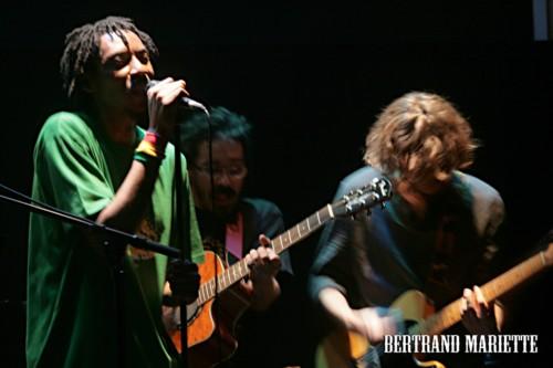 Toko Blaze + M.A.G en concert
