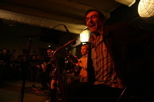 Cordes sans cible : Trio Ziad / Galeski / Boukerou  en concert