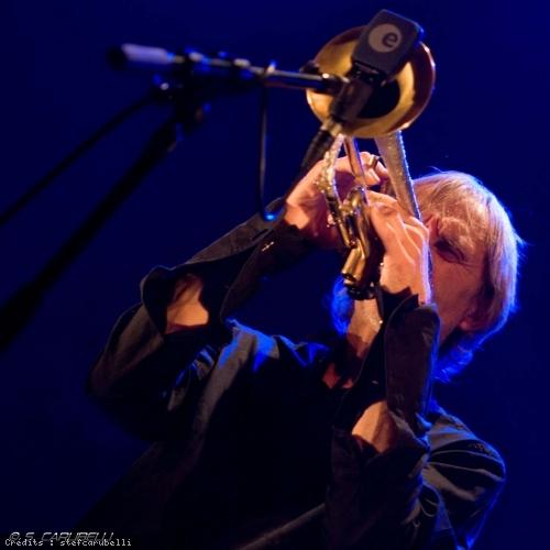 Erik Truffaz quartet en concert