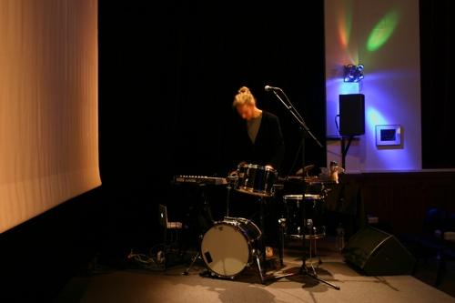 Uli Wolters en concert