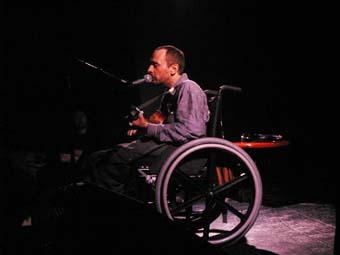 Vic Chesnutt + Dave Murphy en concert