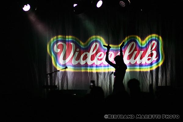 Vidéoclub + Hier Soir en concert