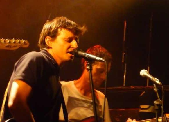 Dan Druf en concert