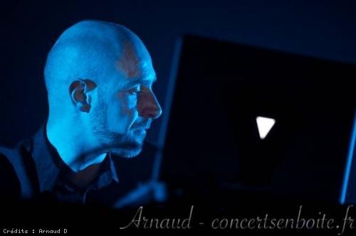 Spitzer + Vitalic en concert