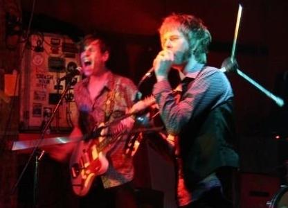 Lars Wallin&The Tribelars + X Ray Harpoons en concert