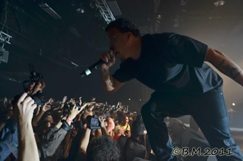 Marsatac 2011 en concert