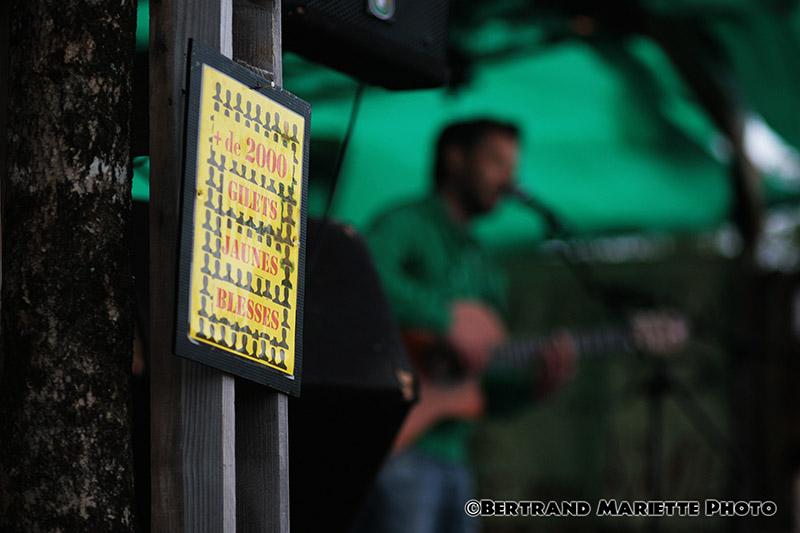 Matjé, Route sans frontière, T Roots & the band, Margot Solo, Ras Romain, Selecta Sebx, Compagnie papantin en concert