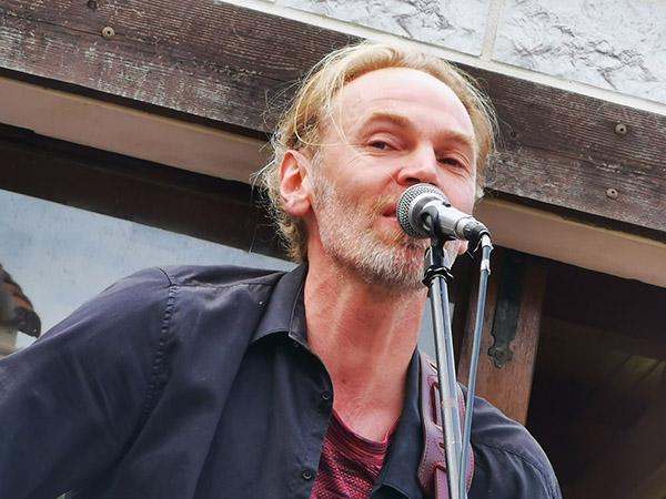 Olivier Yolko en concert