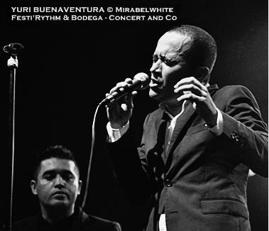 Yuri Buenaventura en concert