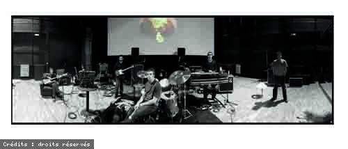 Interview de Zenzile à l'occason de leur ciné-concert Le Cabinet du Docteur Caligari en concert