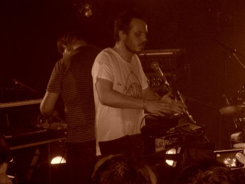 Zombie Zombie + El Boy Die + Marteau Matraque (En attendant B-Side) en concert