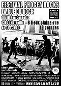 (ma) Rue du Rock #3 (Festival Phocea Rocks) : Rit (Le Voleur de Sommeil), El Kabaret, The Fuzz & Drums, Mr Vertigo, Grusterrör, Rit, Fillette, Karpienia, Garces Kelly, Moon Ra, Mutacion Nacion en concert
