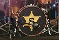 Les Sheriff, Burning Heads, Les Vierges, Little Green Fairy (Juillet à Sète 2021) en concert