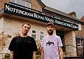 Interview de Jason Williamson du groupe Sleaford Mods à propos de l'album Spare Ribs en concert
