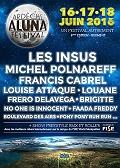Faada Freddy, Francis Cabrel, The Libertines, Louane (Ardèche Aluna Festival 2016) en concert