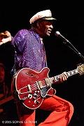 Chuck Berry et Jerry Lee Lewis en concert