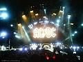 AC/DC + The Answer (Black Ice Tour 2009 - 9 et 12 juin à Marseille et Paris) en concert