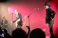 Rachid Taha (featuring Rodolphe Burger, Mick Jones des Clash, Camélia Jordana, Jeanne Added... ) en concert