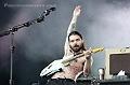 Biffy Clyro - Amon Amarth - Baby Metal (Download Festival France 2016) en concert
