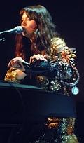 Emilie Simon + PacoVolume en concert
