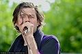 Interview de J. Bernardt du groupe Balthazar à propos de son disque solo intitulé Running days en concert