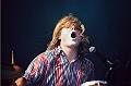 Fuzz (Ty Segall, Charles Moothart & Chad Ubovich) Festival Rock en Seine 2015 en concert