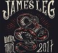 James Leg en concert