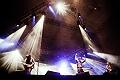 Klaxons (Rock en Seine 2009) en concert