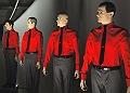 Kraftwerk (Eurockéennes de Belfort 2005) en concert
