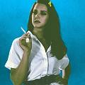 Lana Del Rey (Festival Rock en Seine 2014) en concert