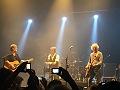 Les Insus? (Jean-Louis Aubert, Louis Bertignac et Richard Kolinka)   en concert