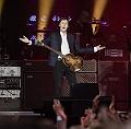 Paul McCartney en concert