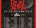Rival Sons + MNNQNS en concert